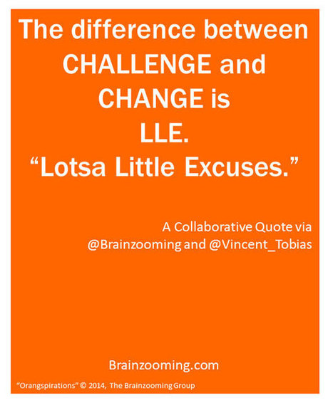 Creating Strategic Impact - Challenge and Change | The Brainzooming Group | Designing design thinking driven operations | Scoop.it