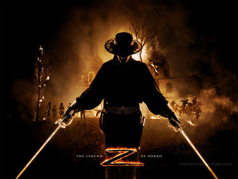 [Mardi Gras] Zorro | Mak Informatique | Scoop.it