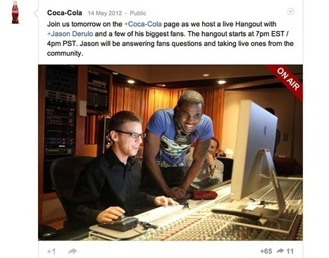 La stratégie de Coca-Cola sur les réseaux sociaux | DIGITAL CULTURE | Scoop.it
