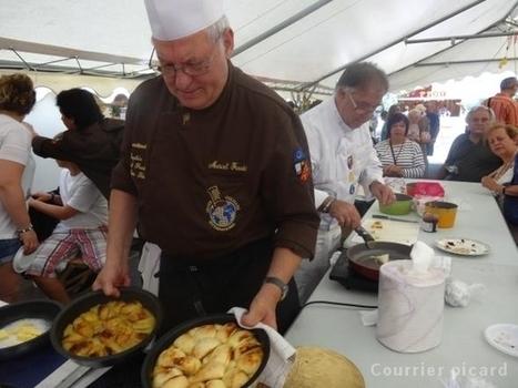 Une première fête de la Pomme avec des animations à déguster - Courrier Picard | Fête de la Gastronomie 23 au 25 sept. 2016 | Scoop.it