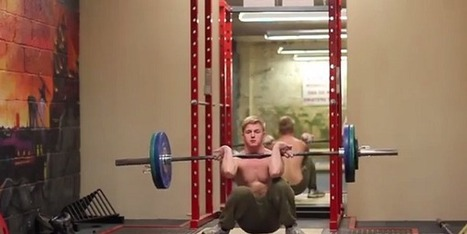 There's Nothing More Satisfying Than Watching People Fail At CrossFit (Video) | Fitness | Scoop.it