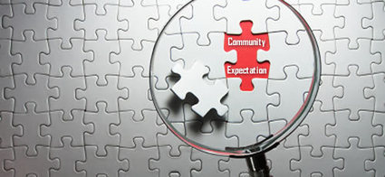 THE COMMUNITY EXPECTATION GAP | Culturational Chemistry™ | Scoop.it