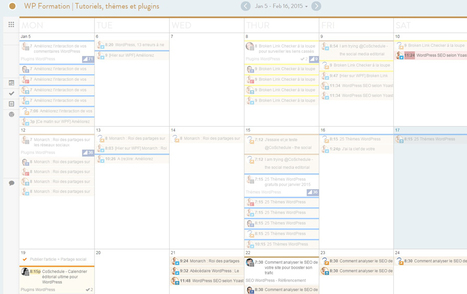 CoSchedule - Calendrier éditorial ultime pour WordPress ? | WordPress France | Scoop.it