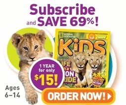 Current Events, News Bites, Cool Features, and Fun Stories -- National Geographic Kids   Reading   Scoop.it