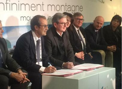 Atout France et le Cluster Montagne s'associent pour développer le tourisme en montagne | Ecobiz tourisme - club euro alpin | Scoop.it