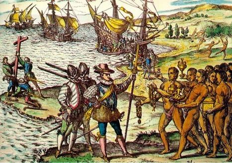 12 octobre 1492 : Christophe Colomb découvre l'Amérique | Racines de l'Art | Scoop.it