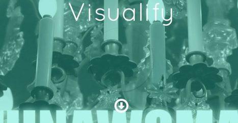 Visualify. Vos titres et albums favoris sur Spotify – Best Outils | Les outils du Web 2.0 | Scoop.it