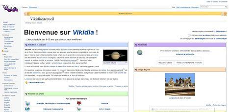 NetPublic » Apprendre à écrire des articles pour Vikidia, le Wikipédia des juniors : Mode d'emploi complet   Vie numérique  à l'école - Académie Orléans-Tours   Scoop.it