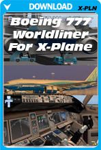 Boeing 777 Worldliner Professional For X-Plane - Get it First in Australia at PC Aviator! | person | Scoop.it