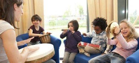 La música estimula el desarrollo infantil y hace felices a los niños | música | Scoop.it