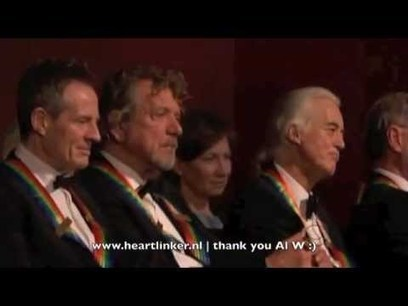 """""""Stairway To Heaven"""" Kennedy Center Honors members of Led Zeppelin   Classic Urban Rock   Scoop.it"""