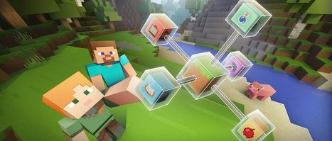 Minecraft: Education Edition  | Tablets na educação | Scoop.it