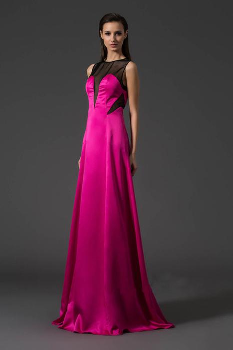 Alexander Dan He 2014 Winter Dresses Series - Dresseseveryday   gbridal   Scoop.it