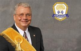 National Grange Vice President Jimm