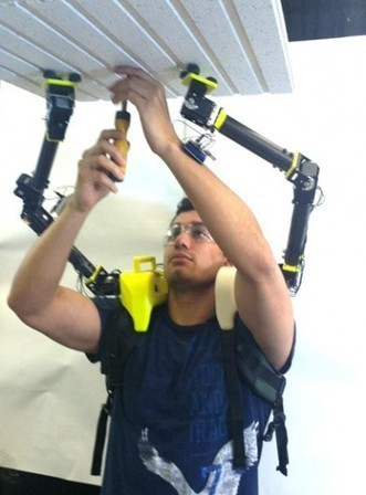MIT researchers augment humans with extra robotic arms | Longevity science | Scoop.it