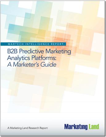 Livre blanc sur le marketing prédictif en B to B | Stratégie digitale et médias sociaux | Scoop.it