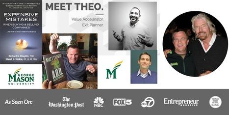 Panel Discussion: Entrepreneurship - Begin With The End in Mind | #MasonBizAlum | Scoop.it