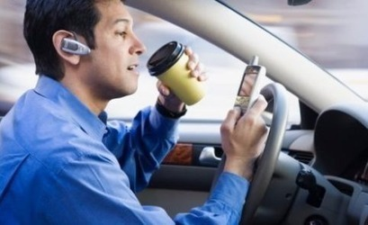 Distracted Driving Fines Going Up in Connecticut - Patch.com | advanced fleet management | Scoop.it
