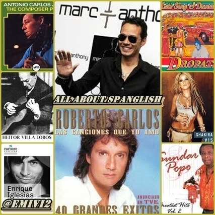 all about spanglish: Types of Music&Genres XI - Ritmo Latino | all about spanglish: Types of Music I - Rock | Scoop.it