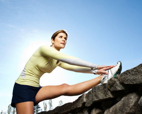 11 Stretches You Should Never Do Before a Workout (Plus Replacements!)   Fitness   Scoop.it