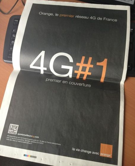 Orange premier réseau 4G de France | 4G | Scoop.it