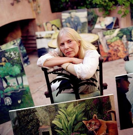 SFJazz to honor Joni Mitchell at annual gala - SFGate | All that Jazz! | Scoop.it