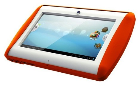 Oregon Scientific MEEP! tablet ships for $150, gives kids a safe, exclamation-filled place to play | Kids-friendly technologies | Scoop.it
