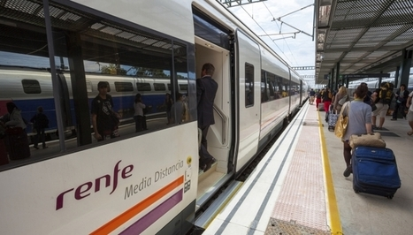 Renfe Launches Another Cheap Ticket Campaign | Spanish News in English - On The Pulse of Spain | Spain Exposed | Scoop.it