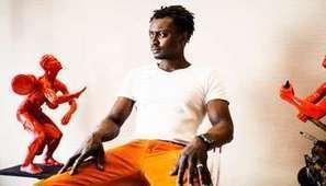 Sculpture : Diadji Diop, la vie en rouge | Jeune Afrique | Kiosque du monde : Afrique | Scoop.it