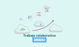 Trabajo colaborativo en la nube   Educación a Distancia (EaD)