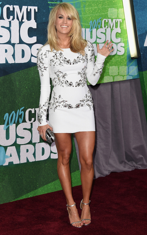 2015 CMT Music Awards — Best Dressed [PICTURES] | Country Music Today | Scoop.it