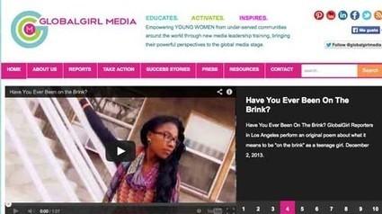 Global Girls in Media: luchando contra la violencia de género en Marruecos   @pciudadano   Periodismo Ciudadano   Scoop.it