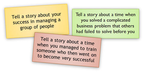 Self-Esteem Exercise: Tell a Story about Yourself | Skills Converged | How to find and tell your story | Scoop.it