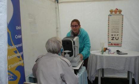 Mirepoix. Journée Lions de dépistage gratuit des maladies oculaires - LaDépêche.fr | Optique lunetterie | Scoop.it