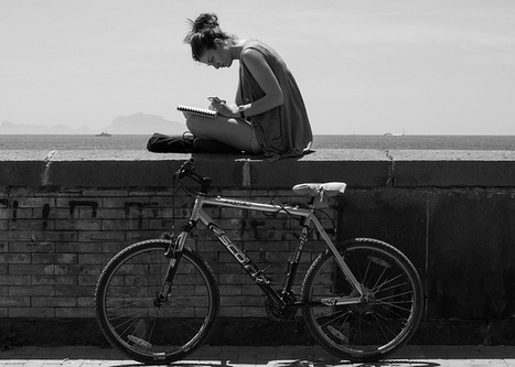 Bicycle Meditation. | Mindful | Scoop.it