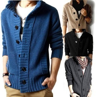 Men's Knitted Cardigans: Style Comes With Perfection | cheap cardigans for men | Scoop.it