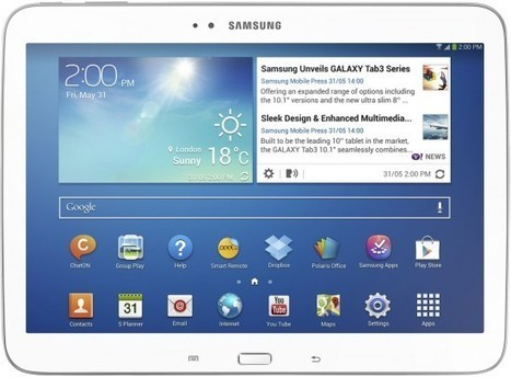 Google Android Now Commands 62% of Tablet Maket. - X-bit Labs | Mobile Tablet Innovation | Scoop.it
