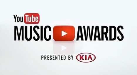 Lady Gaga, Eminem and Arcade Fire among acts announced for first YouTube Music Awards Ceremony   SOCIAL MEDIA   Scoop.it