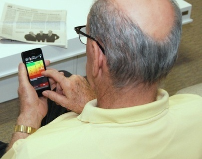 Hospital says COPD app could cut readmissions by 40 percent | Innovation in Health | Scoop.it