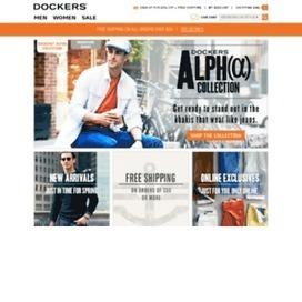 Retrouvez tous les codes promos Dockers ainsi que les bons de réduction Dockers. | codes promo | Scoop.it