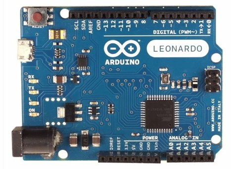 Arduino Leonardo finally launches with new pin layout, lower price (video) | Arduino progz | Scoop.it