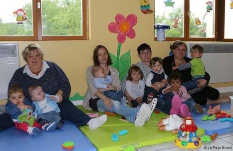 Viels-Maisons La micro-crèche sera inaugurée le 9 juillet | L'écho de la PE | Scoop.it