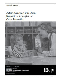 Autism Spectrum Disorder (ASD): Supportive Strategies | CPI | Autism & Special Needs | Scoop.it