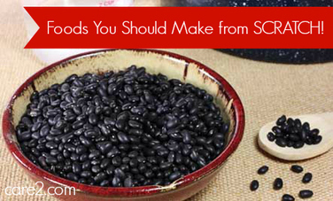 10 Foods that You Should Make from Scratch | Care2 Healthy Living | Scratch Cooking | Scoop.it