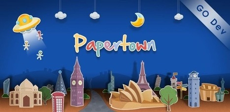 Papertown Super Theme GO - Applications Android sur Google Play | Android Apps | Scoop.it