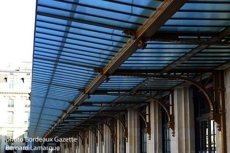 Le chantier des marquises de la gare Saint Jean est terminé | Aquitaine | Scoop.it