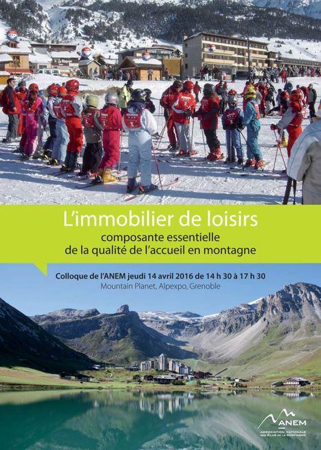 ANEM : Association Nationale des Maires de Montagne en France | Ecobiz tourisme - club euro alpin | Scoop.it