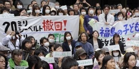 Les révoltés de Fukushima   NouvelObs   Japon : séisme, tsunami & conséquences   Scoop.it