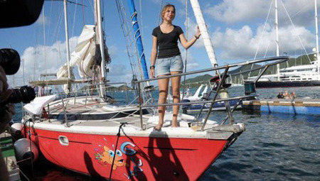 5 teens who have sailed around the world solo | World Travel News | Scoop.it