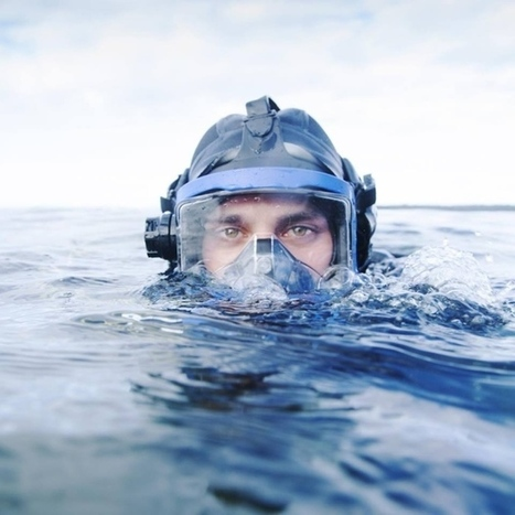 Mike Irvine defends master's thesis under water | Canadian SCUBA News | Scoop.it